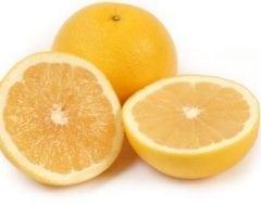 עץ אשכולית- עצי פרי | הדר נוי משתלות